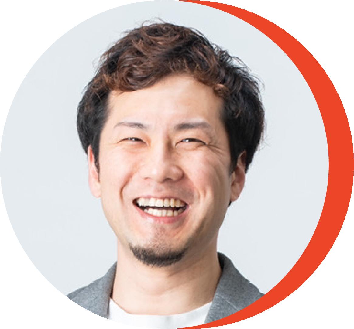 篠田氏の画像
